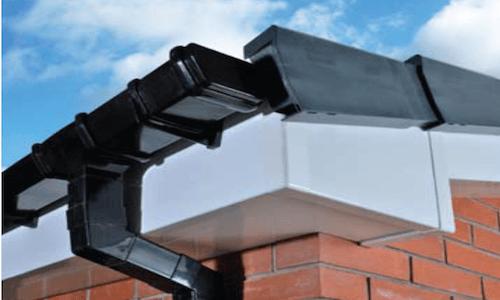 roofline guttering fascias soffits